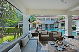villas hua hin thailand