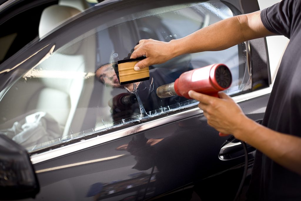 Save Your Gas in Style with Car Window Tint Shop
