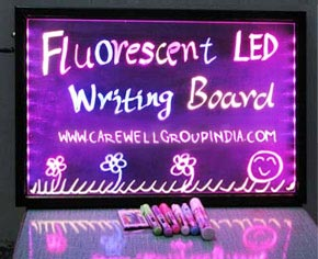 LED fluorescent board