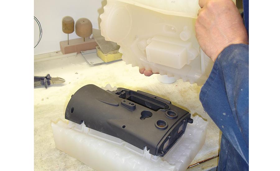 vacuum casting