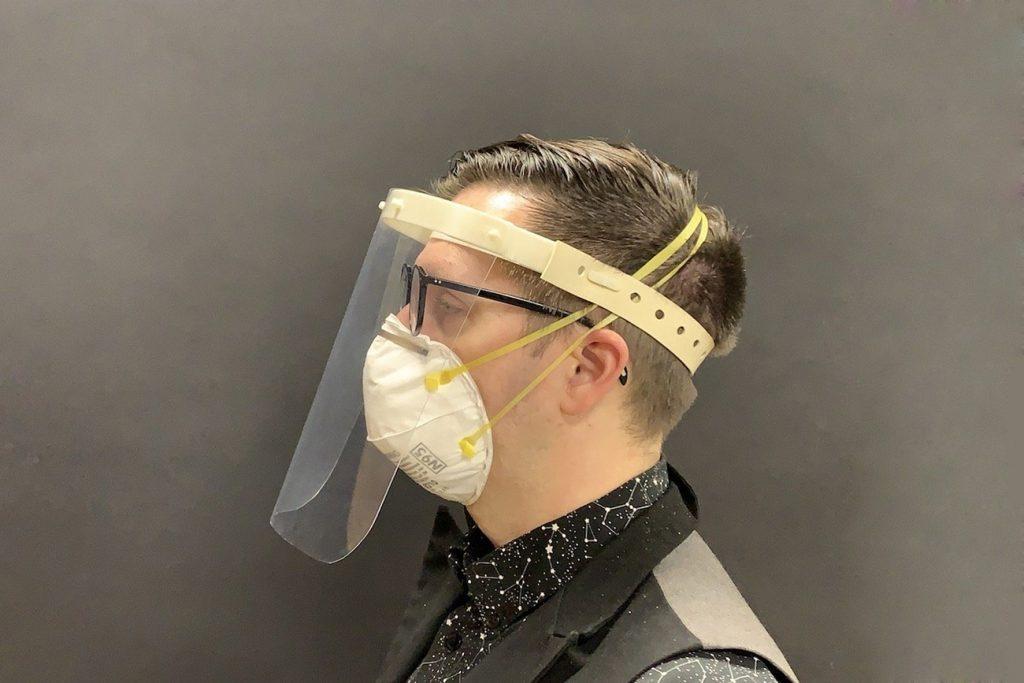 utilizing mask